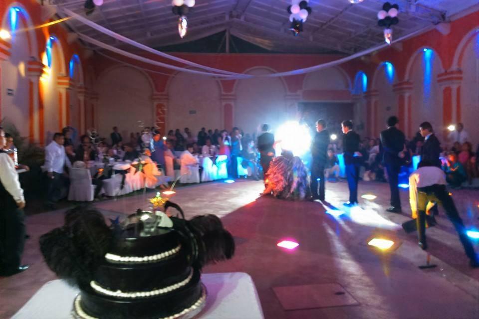 Fiestas y Banquetes Aura