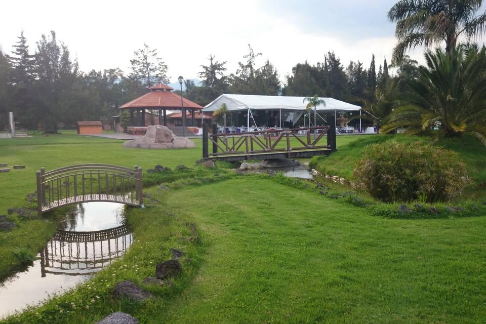 Rancho Tepotzotlán - Tekila Banquetes
