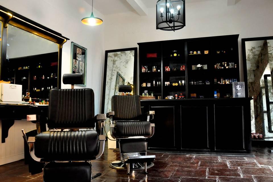 Barbería y peluqueria