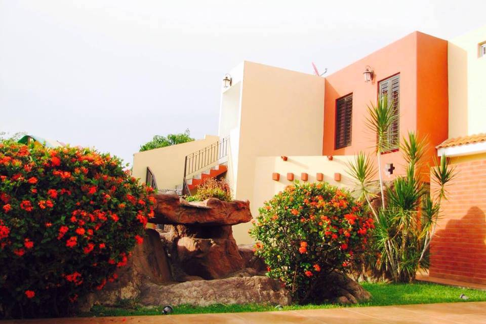 Hacienda Los Tamarindos