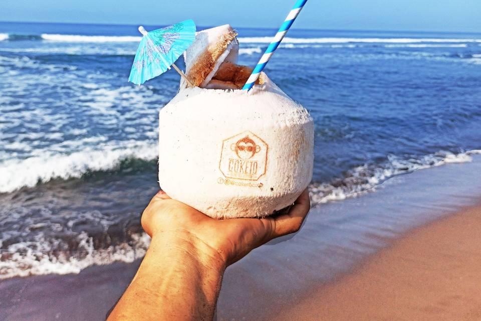 Coketo - Cocos para beber