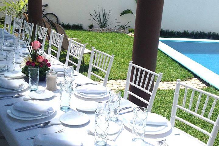 Banquetes Arlette Foglia