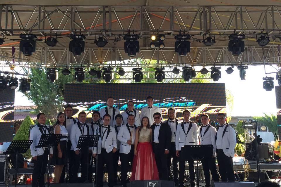 Gerardo Sorcia Jr. y La Nueva Orquesta