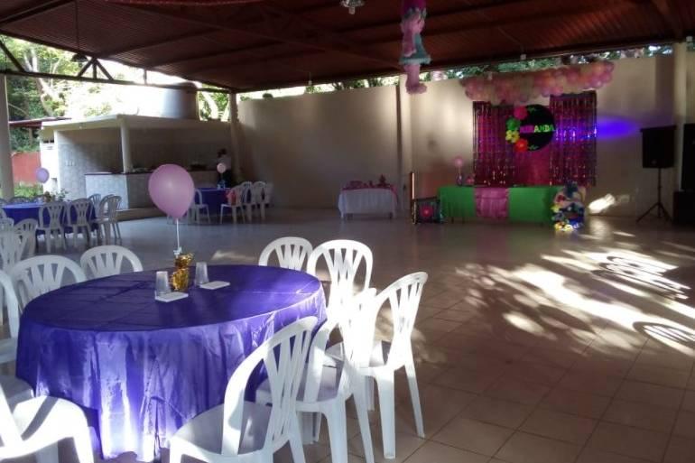 Salón Los Olivos