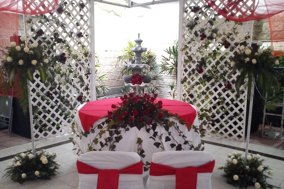 Jardín Misión del Rosario