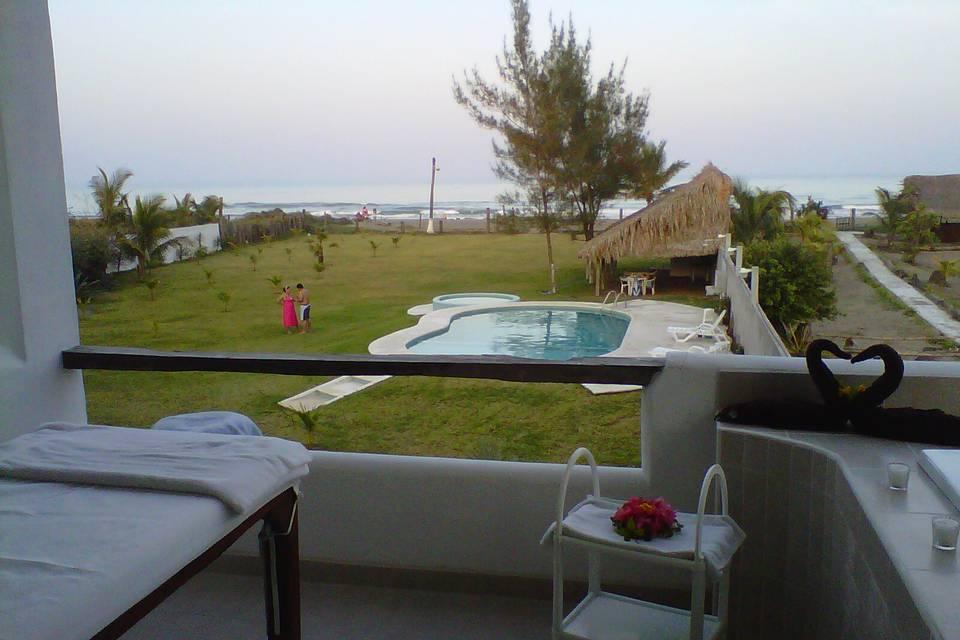 Punta Bocana Hotel Spa
