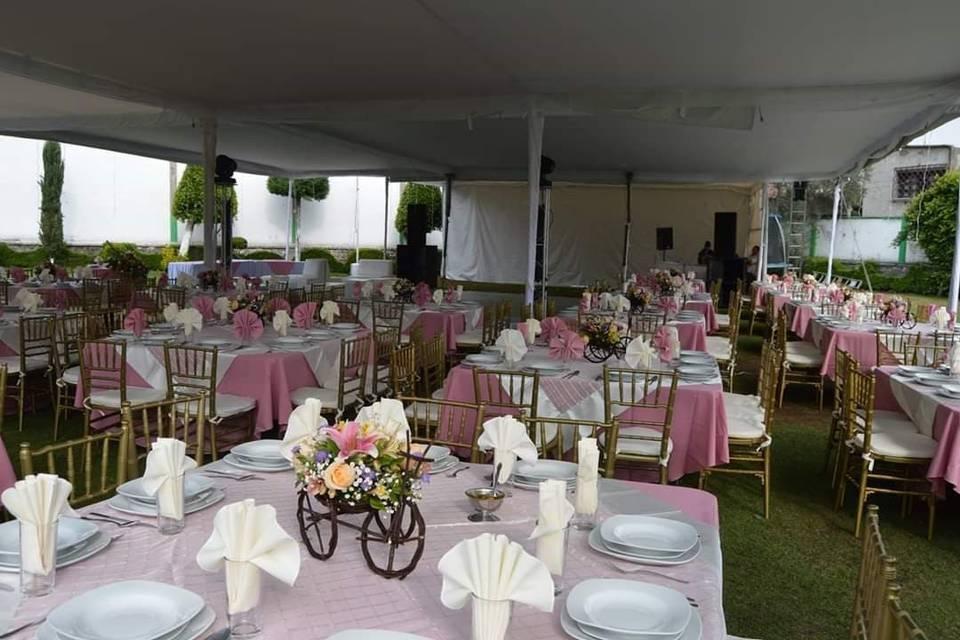 Banquetes Unicornio