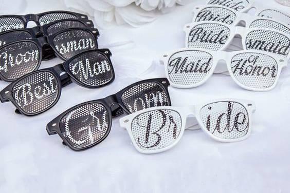 Gafas groom / bride
