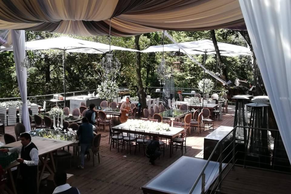 Finca La Toscana en Jajalpa