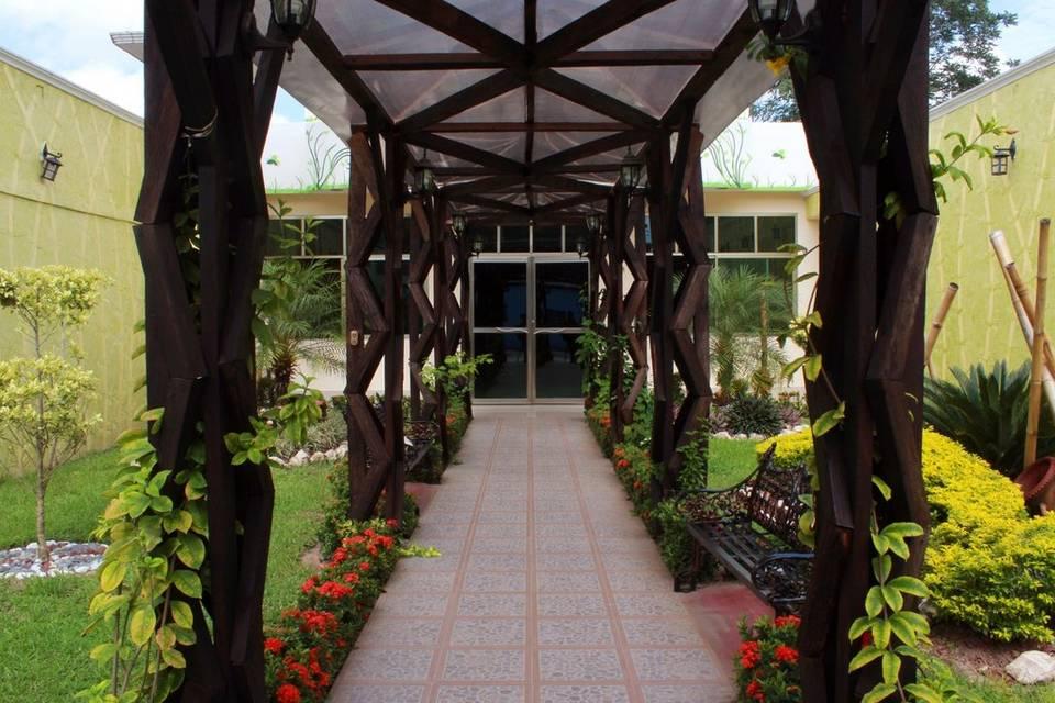 Salón El Jardín