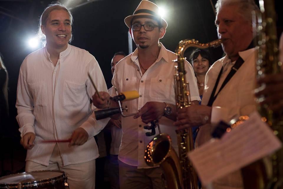 Jazz fusionado varios estilos