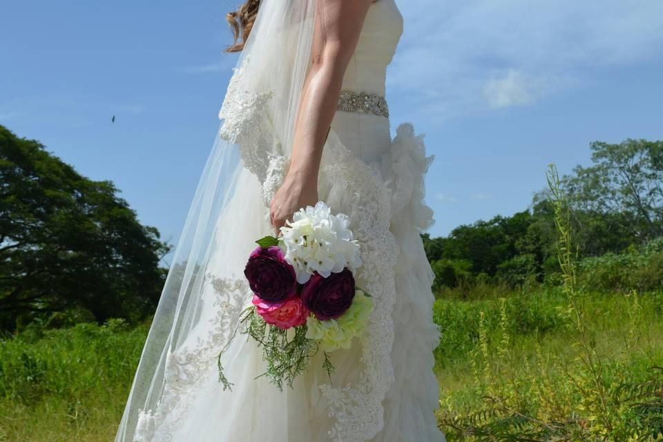 Jeune Mariée - Tocados de novia