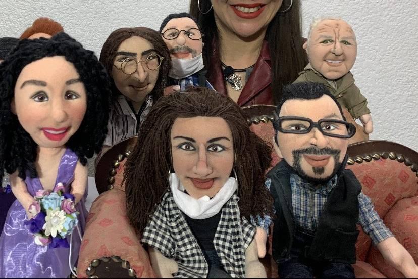 Clonitos - Muñecos Personalizados