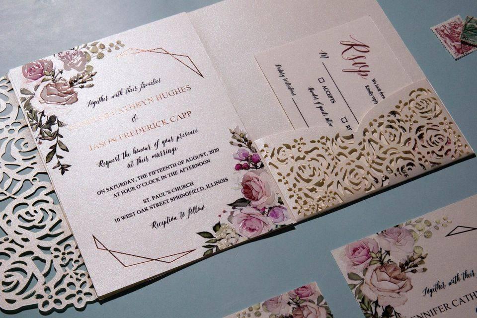 Khroma Invitaciones