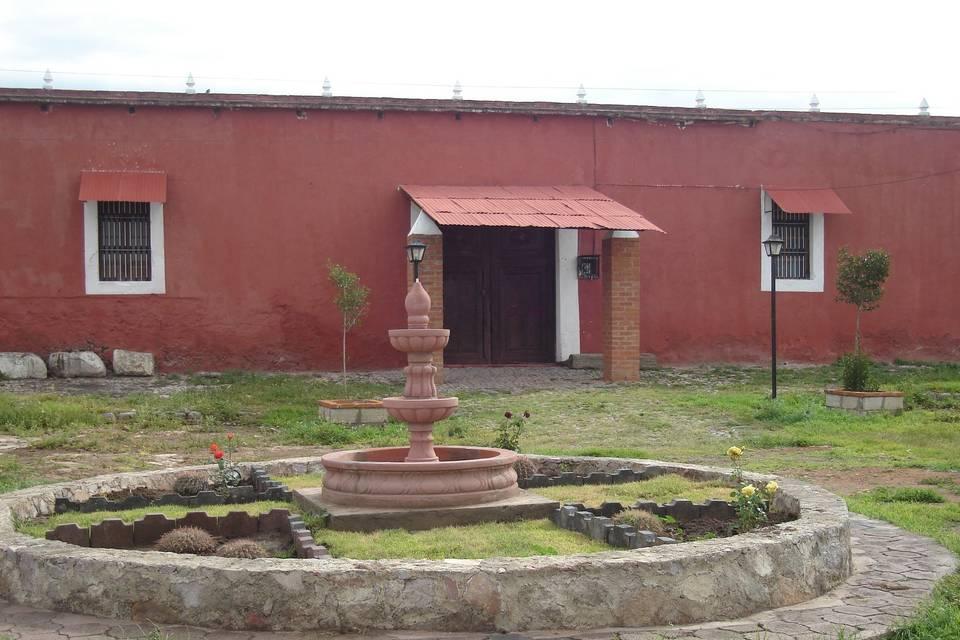 Ex Hacienda San Cayetano