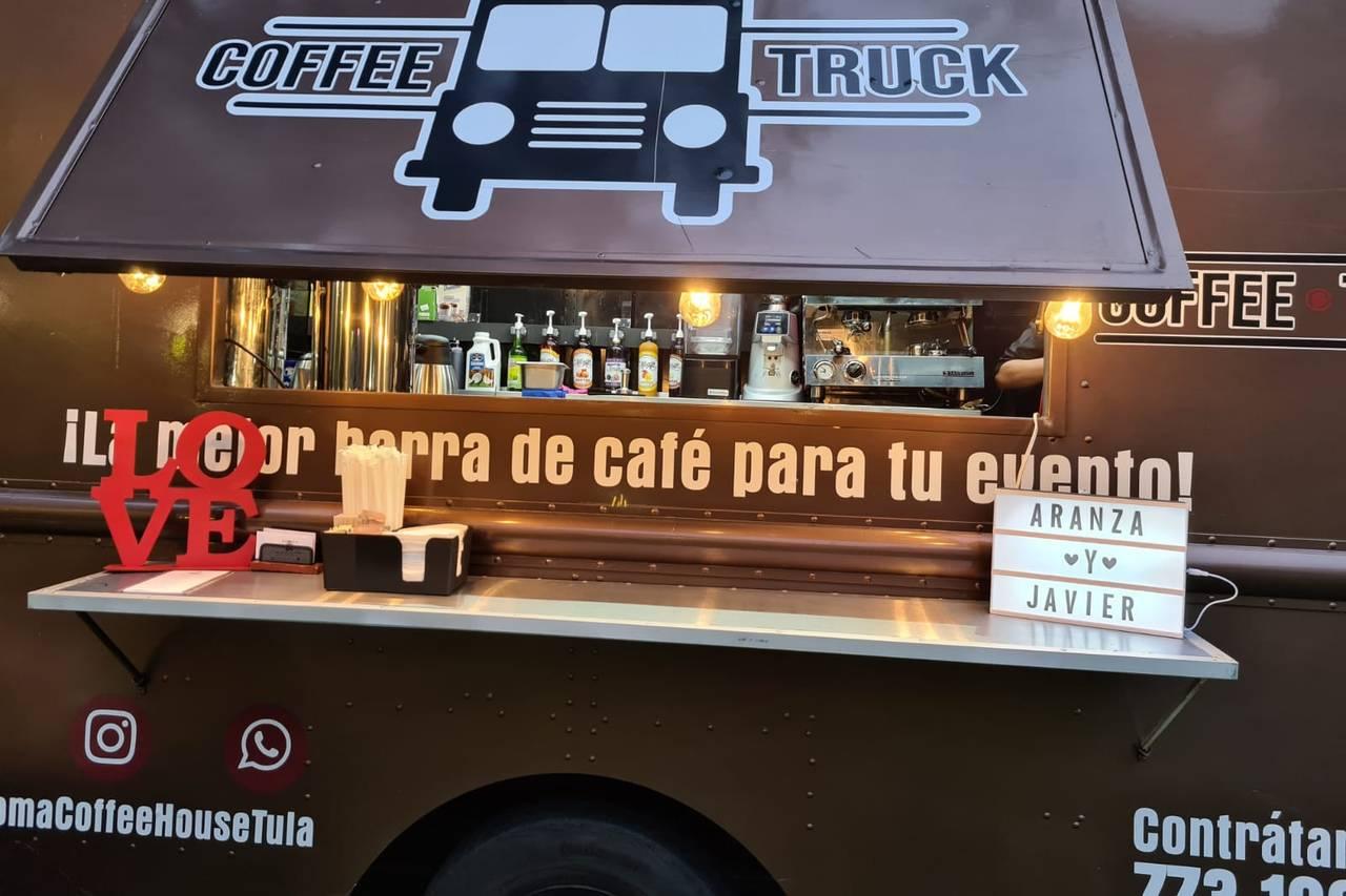 Aroma Coffee Truck