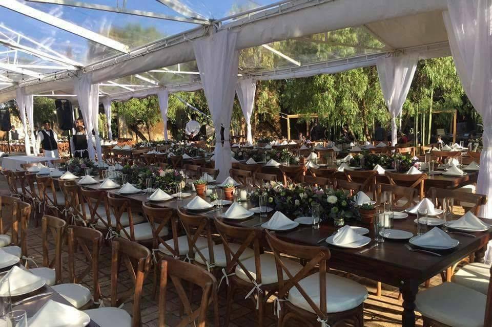 Banquetes y Eventos RG