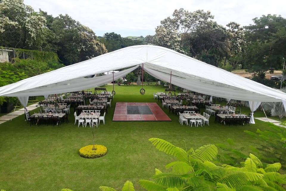 Jardín Tabachines