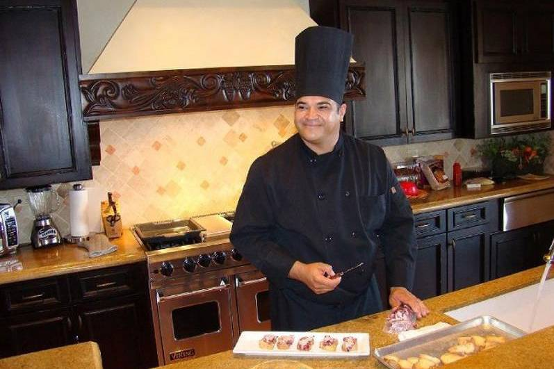Chef Cosme