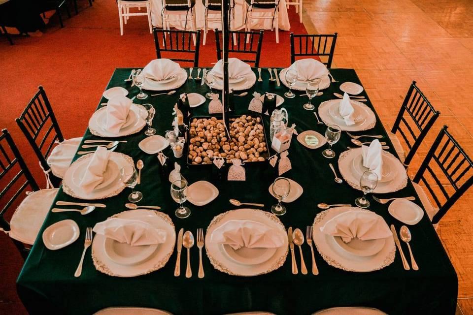Banquetes Olguín