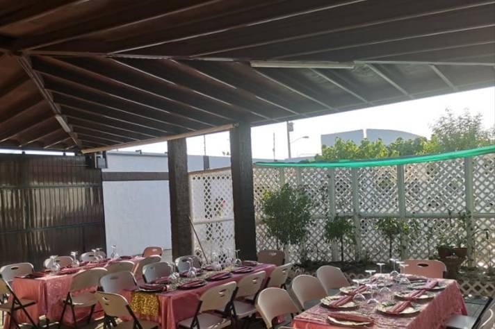 Salón Jardines de Loreto