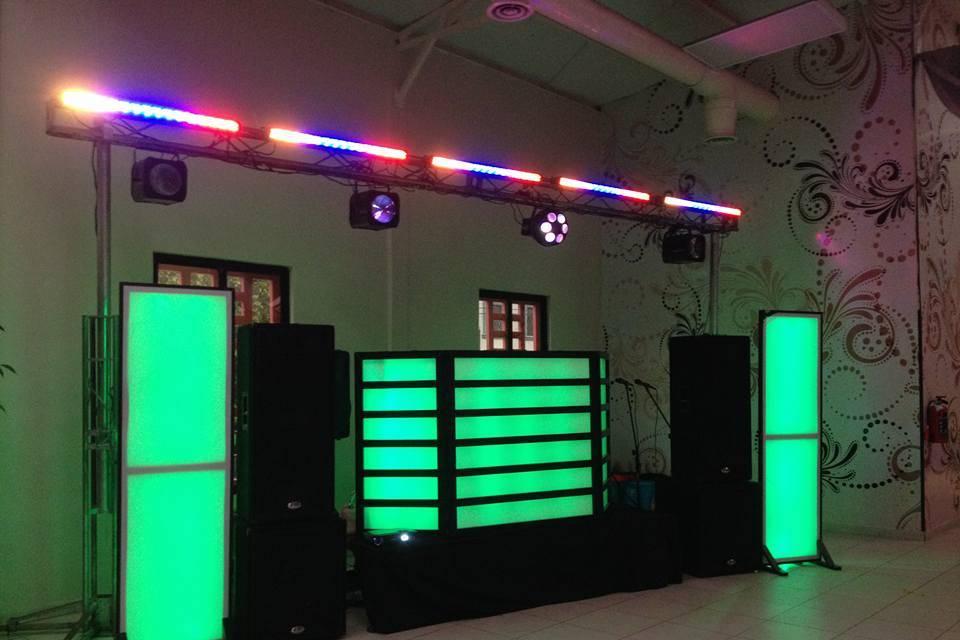 Sonido Club 54