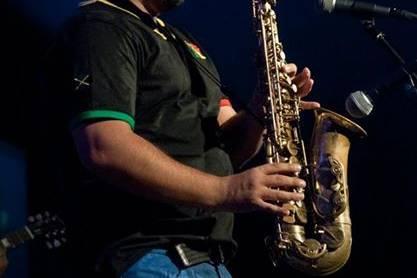 Pepe Grela Saxofonista