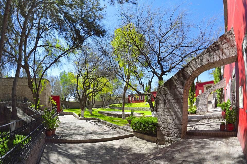 Hacienda Los Cuartos