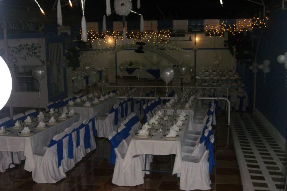 Salón Las Águilas