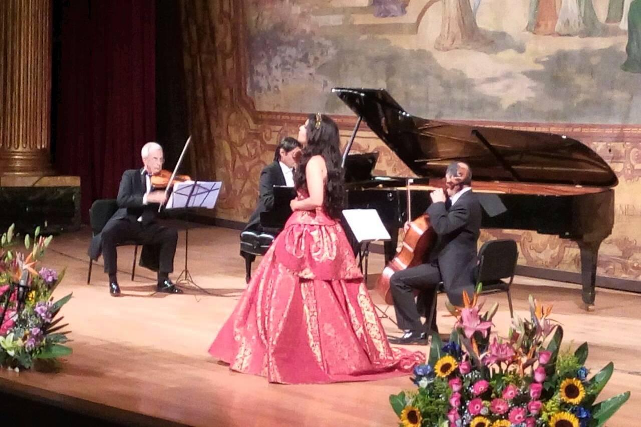 Iliann Herenka - Soprano