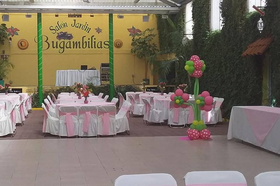 Bugambilias