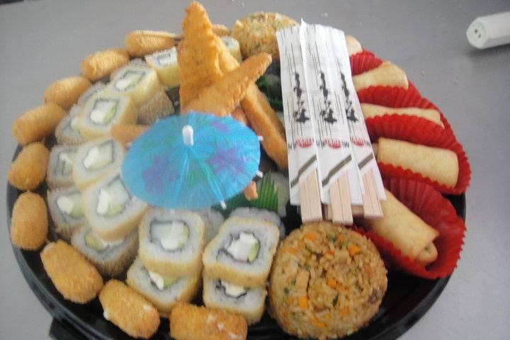 Tony Kawa Sushi
