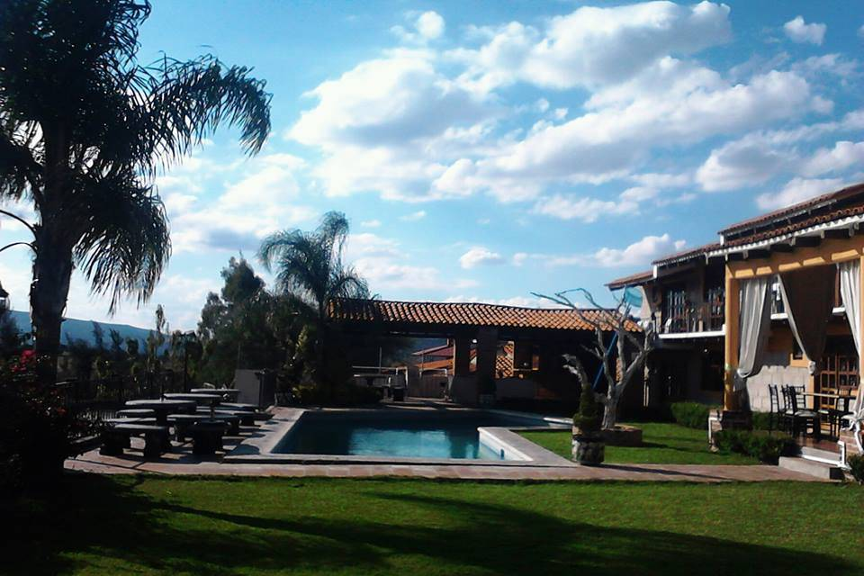 Hotel Los Pocitos