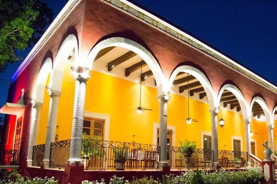 Hacienda Yabucú