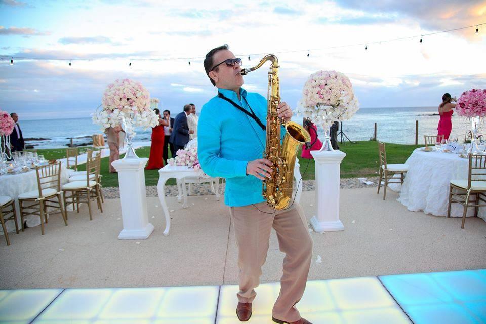 Julio Cano Saxofonista