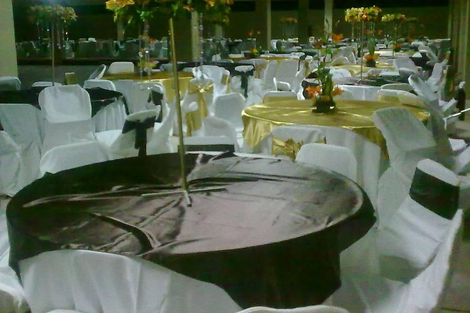 Boda mesa
