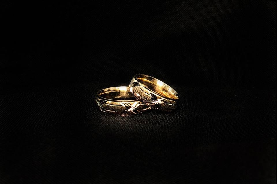 Argolla Matrimonial 14k