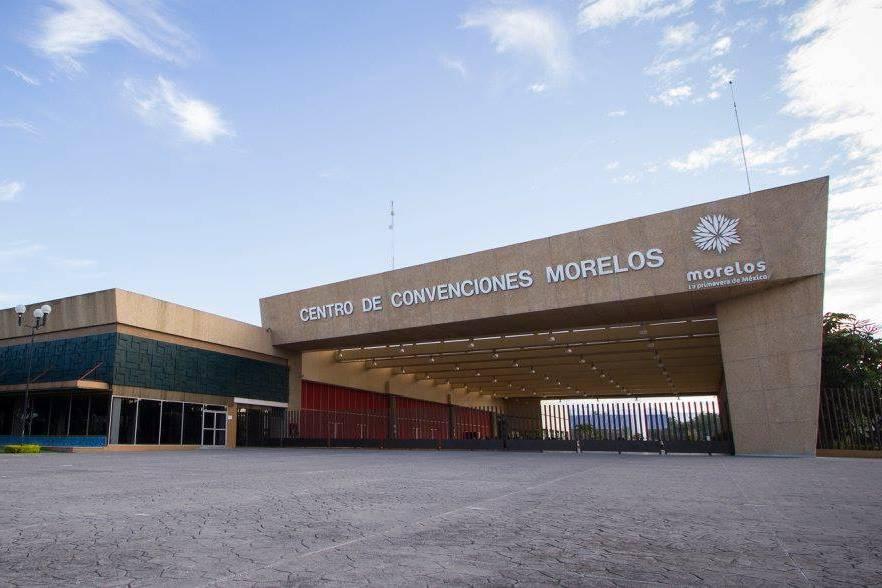 Centro de Convenciones Morelos