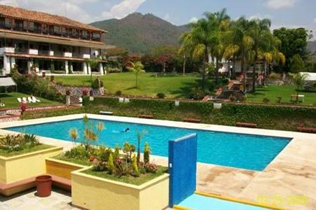 Hotel Campestre Hacienda Caracha