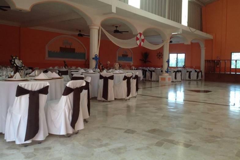 Salón de Eventos Cristel