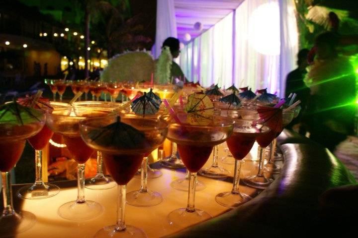 Tentazione cocktails & drinks