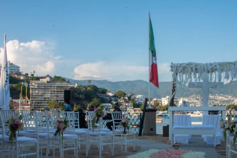Ceremonias La Marina Acapulco