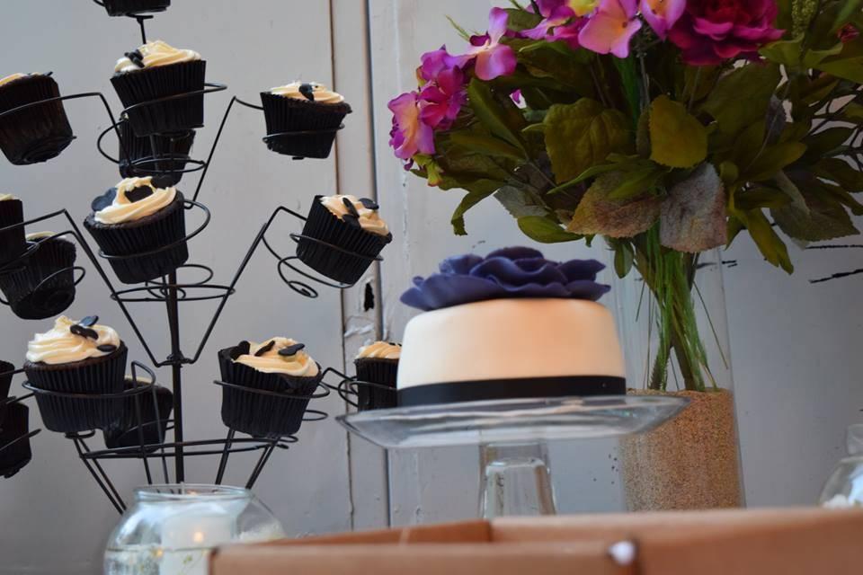 De cupcakes