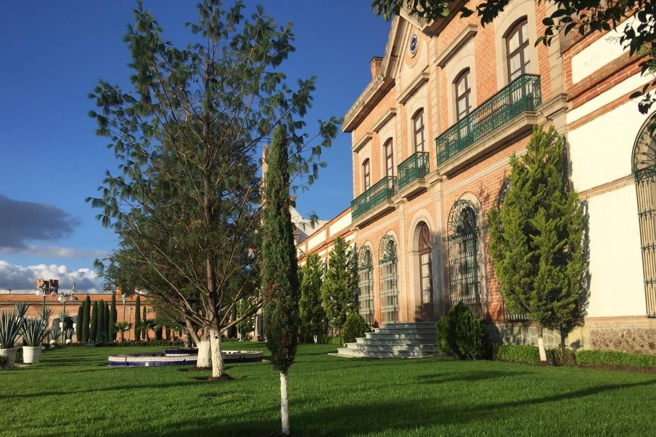 Hacienda Chimalpa