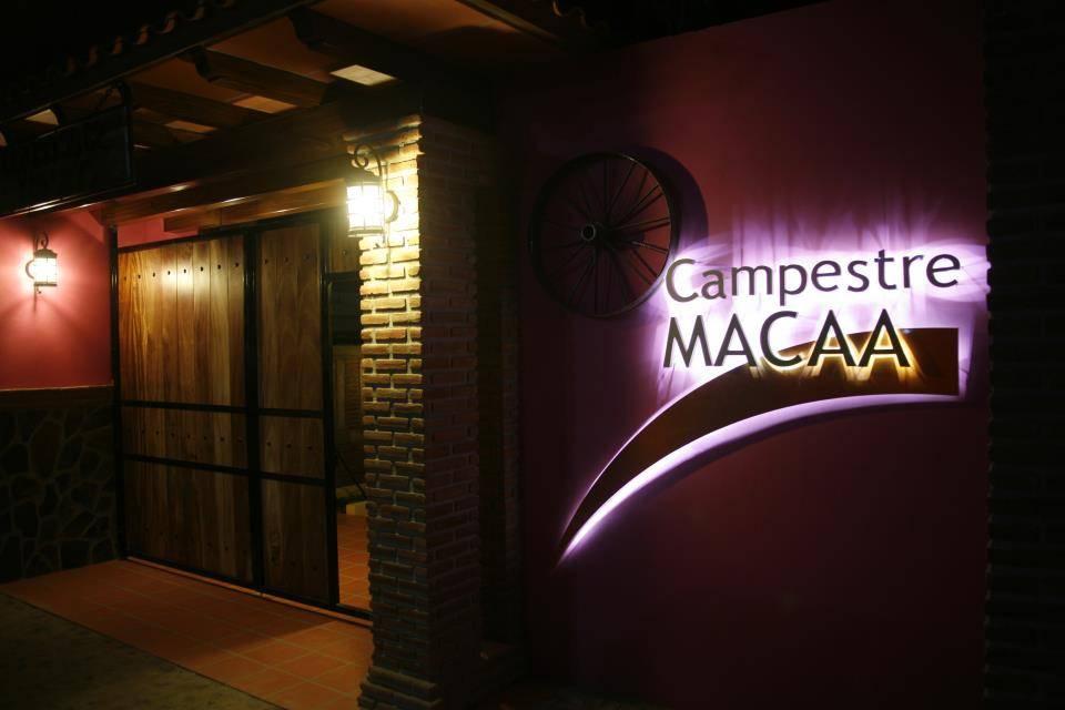 Campestre Macaa