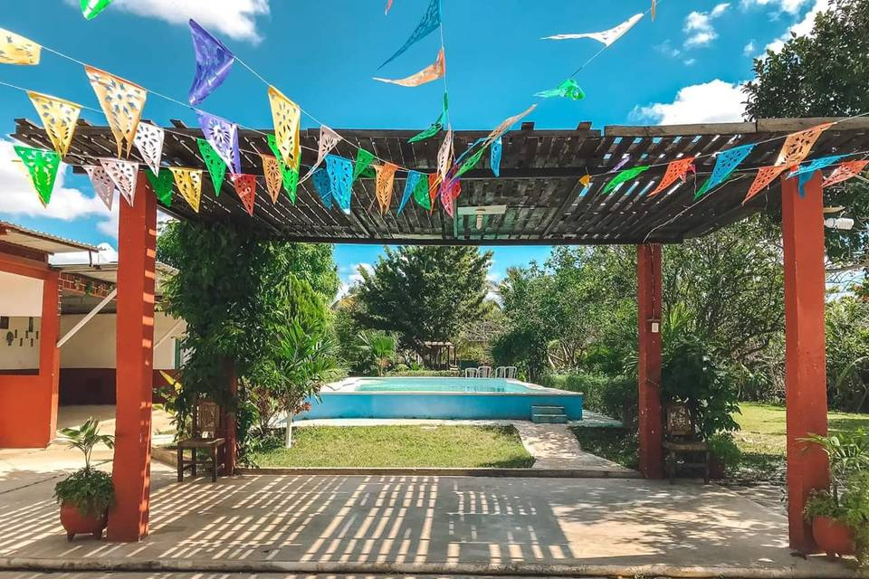Jardín Los Cocos