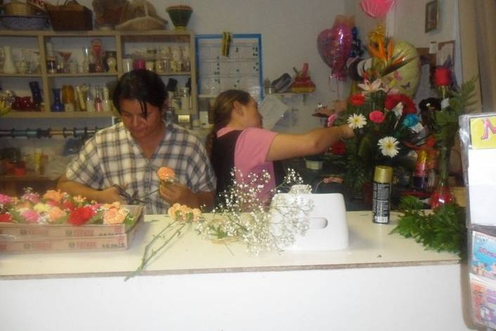 Florería Lupita Santaana