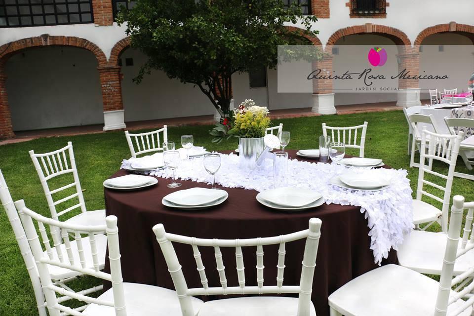 Quinta Rosa Mexicano