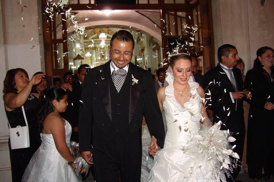 Mi boda Pachuca