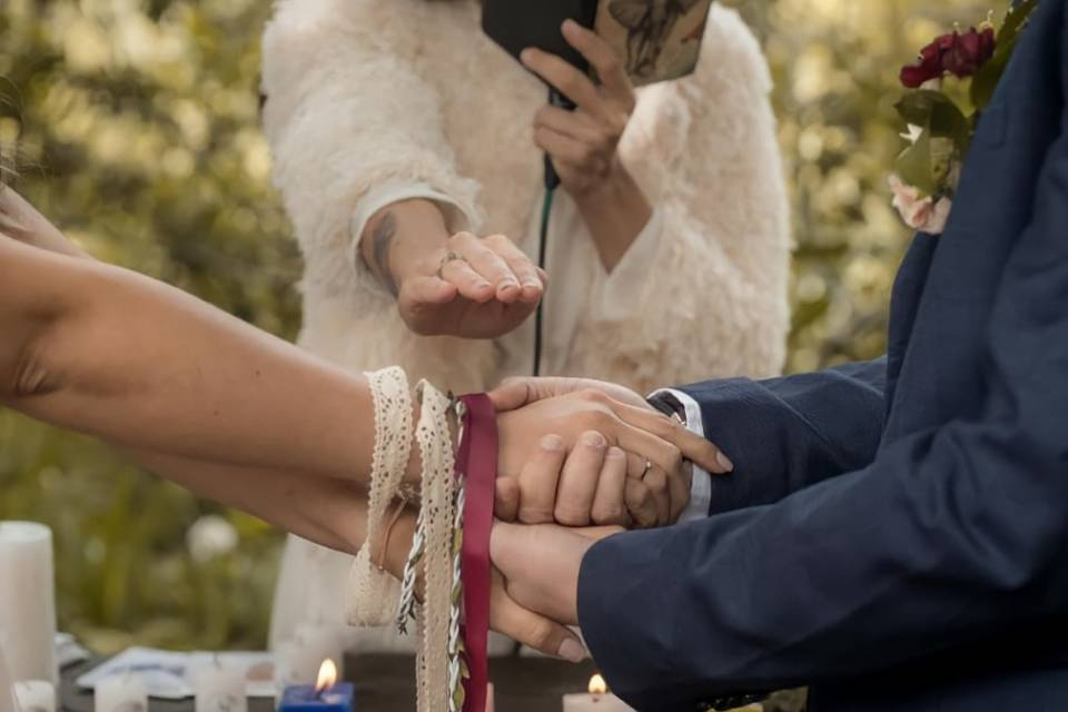 Bodas Simbólicas Ceremonias El Ritual